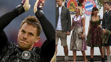 """Kolega Lewandowskiego ujawnił romans? Kochanka Manuela Neuera przyłapana na Euro 2020. Kibicuje z """"teściową"""""""