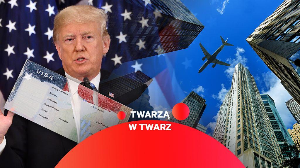 Twarzą w Twarz, wizy dla Polski. Zdjęcie ilustracyjne