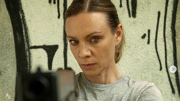 Magdalena Boczarska jako Sasza Załuska
