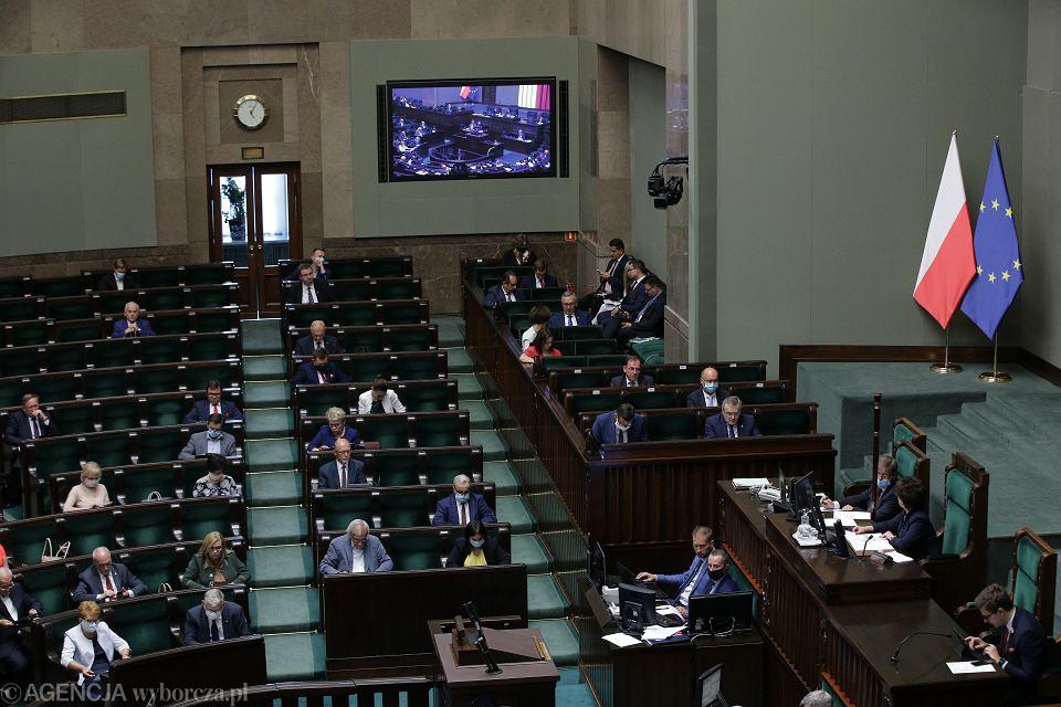 16. posiedzenie Sejmu Rzeczypospolitej Polskiej, 14 sierpnia 2020.