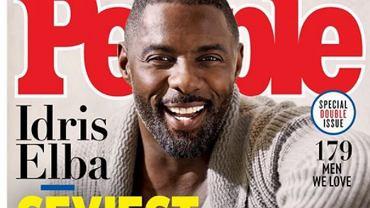 Idris Elba najseksowniejszym mężczyzną świata