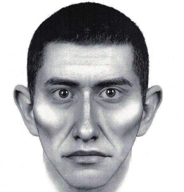 Rysopis mężczyzny podejrzanego o kradzież