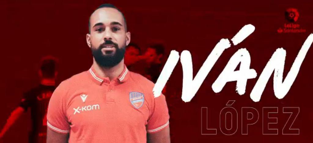 Ivan Lopez został nowym piłkarzem Rakowa Częstochowa