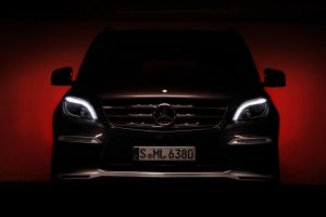 Mercedes ML 63 AMG - test