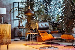 Fotel biurowy - jak wybrać? Mamy model inspirowany kultowym Lounge Chair