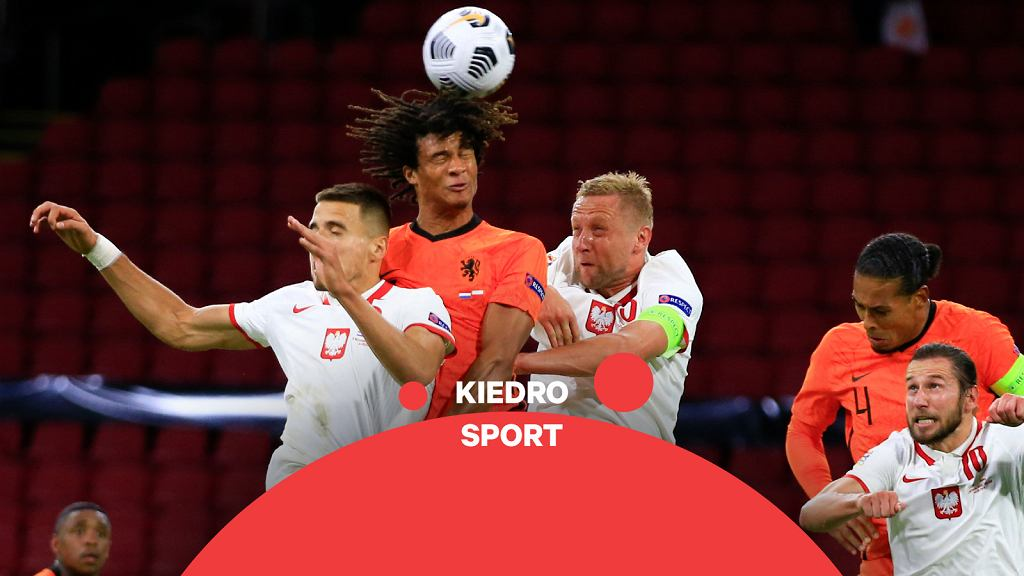 Mecz Holandia - Polska
