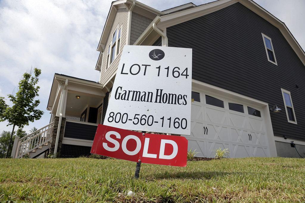 Ceny domów w USA znów najwyższe w historii