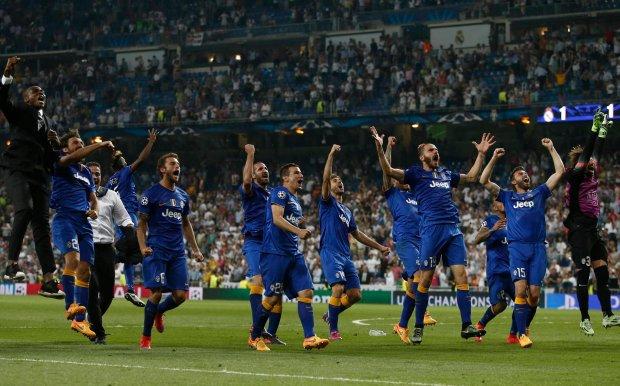Liga Mistrzów. Juventus ponad kryzysem