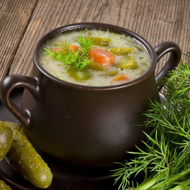 Ogórkowa, pomidorowa i inne zupy idealne na lato