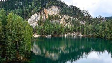 Adrszpach, skalne miasto w Czechach