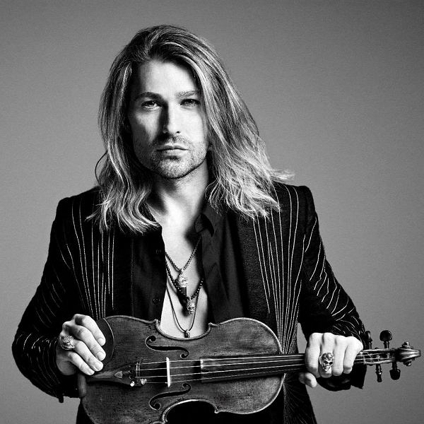 David Garrett w Atlas Arenie