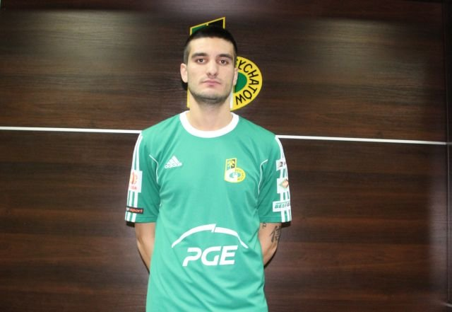 Hristijan Kirovski, były napastnik PGE GKS Bełchatów