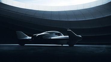 Wizualizacja prototypu samolotu elektrycznego Porsche i Boeinga