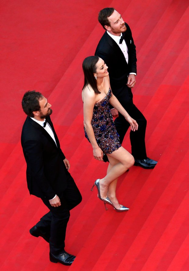 Cannes 2015: Marion Cotillard