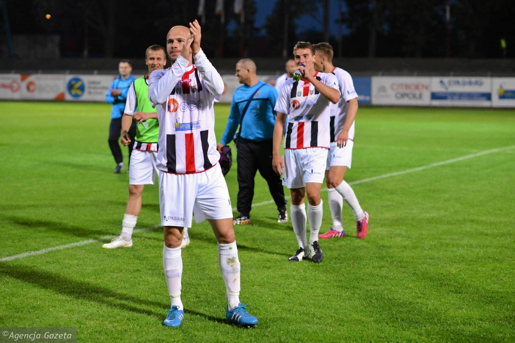 Piłkarze Odry zrobili spory krok do II ligi