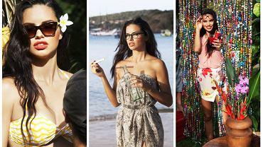 Vouge Eyewear - Adriana Lima