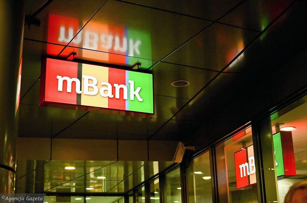 Pekao jest zainteresowane kupnem mBanku - podał Bloomberg. Bank sprawy nie komentuje, ale mBank to łakomy kąsek.
