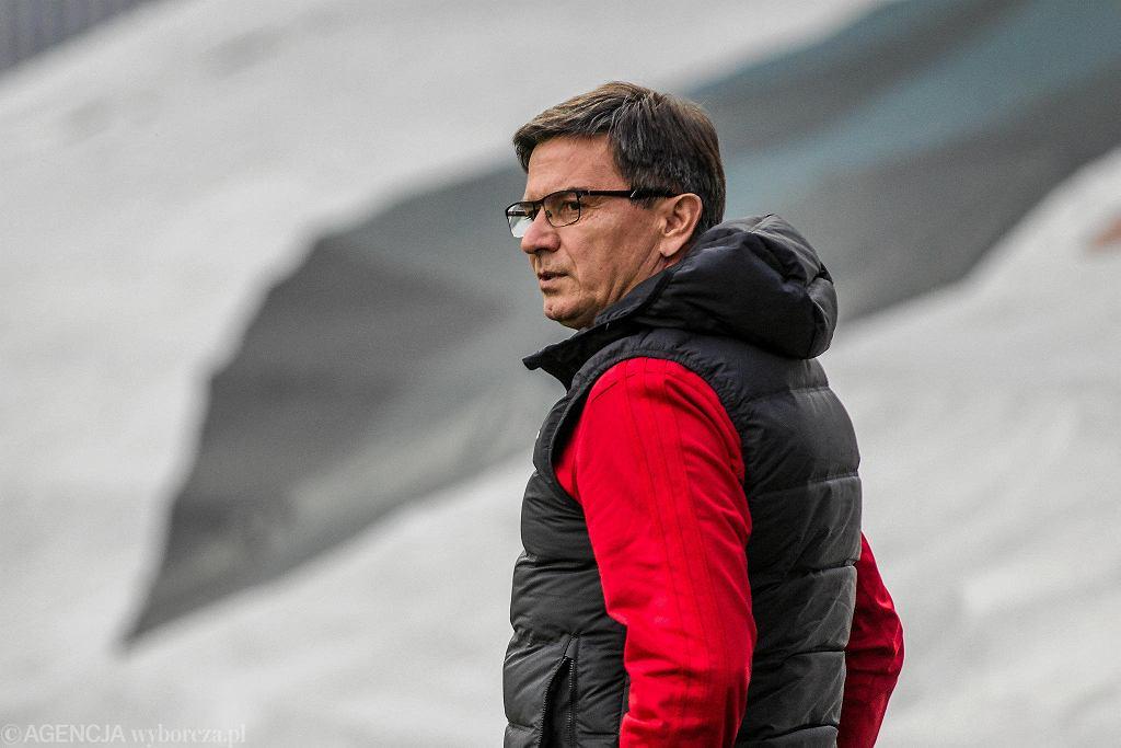 Waldemar Fornalik, trener Piasta Gliwice