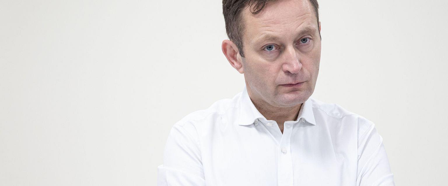 Paweł Rabiej (fot. Dawid Żuchowicz / Agencja Gazeta)