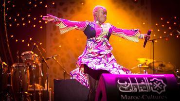 Angelique Kidjo jak zwykle rozgrzała publiczność, Mawazine. Rythms of the World 2014