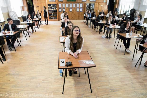 Matury 2018. Pisemny egzamin z języka niemieckiego odbędzie się 15 maja.