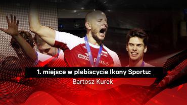 Bartosz Kurek zwycięzcą plebiscytu na Ikonę Sportu 2018