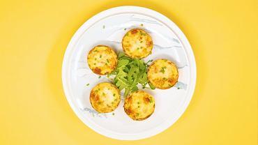 śniadaniowe muffiny