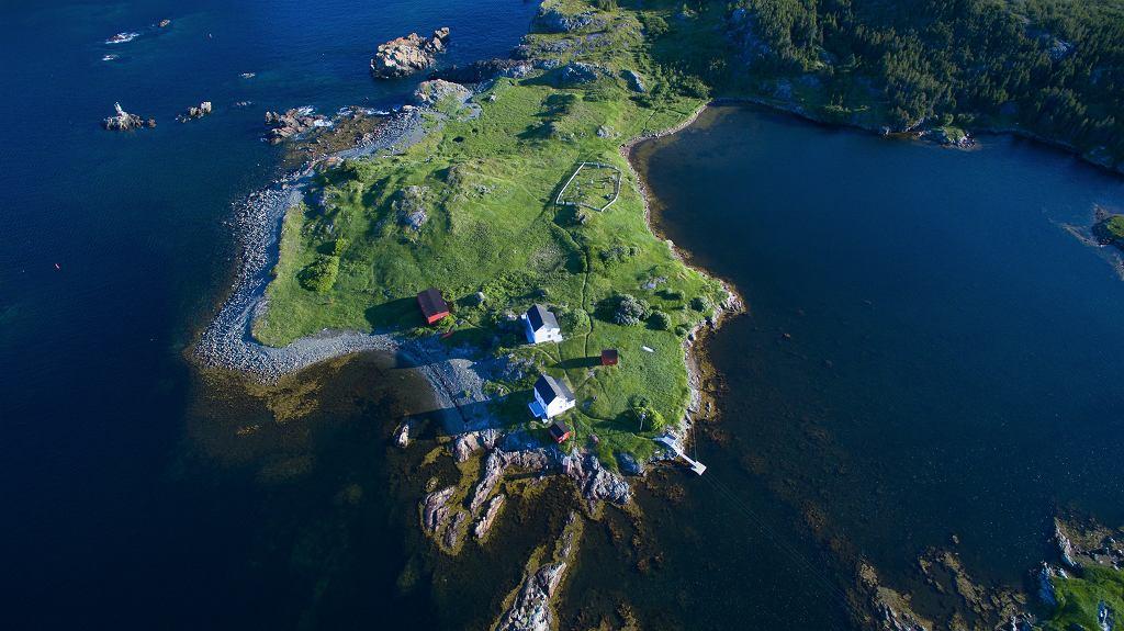 Oferta kupna wyspy Pickersgill Premises