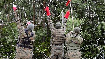 400 mln zł za płot na granicy polsko-białoruskiej? MON podważa wyliczenia