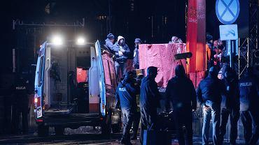 Atak na Pawła Adamowicza. Napastnika obezwładnił pracownik techniczny. 'Nie chcę być bohaterem'