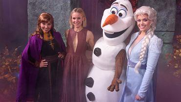 Kristen Bell na światowej premierze drugiej części produkcji Disneya - 'Kraina Lodu 2'