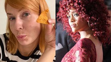 Edyta Pazura, Rihanna