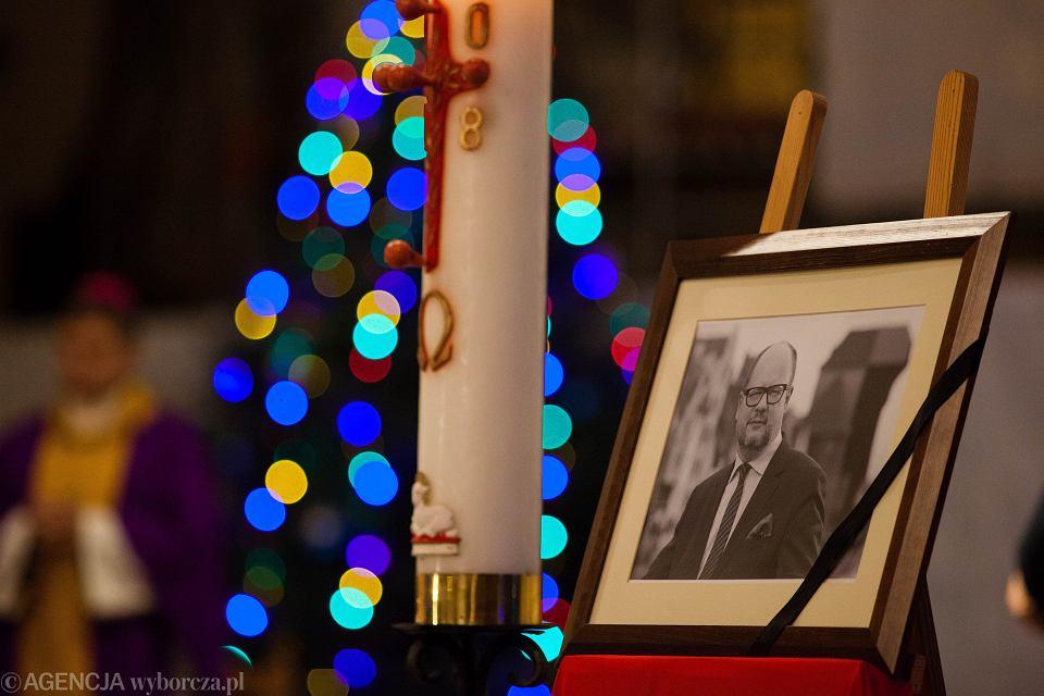 Msza w intencji prezydenta Pawła Adamowicza