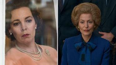 Królowa Elżbieta II i Margaret Thatcher