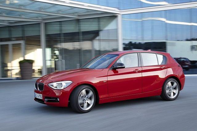 BMW serii 1 Sport Line