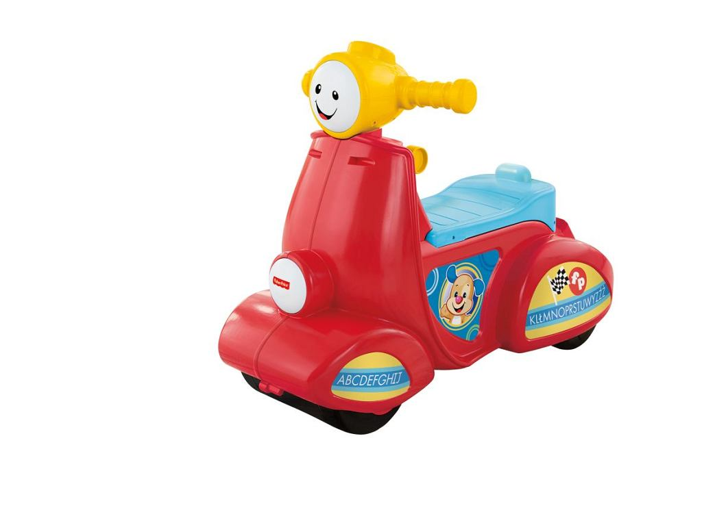 Skuter malucha Fisher Price