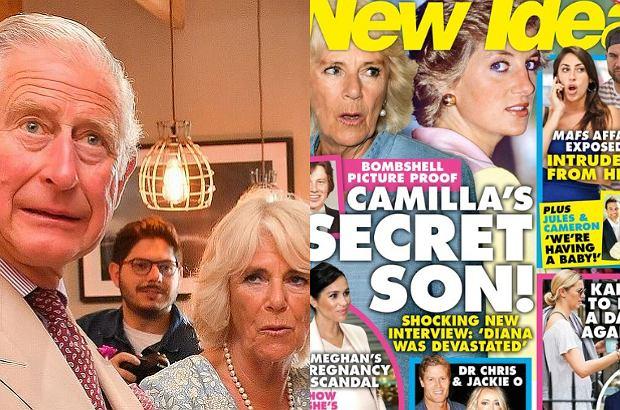Książę Karol i Camilla mają nieślubnego syna? 52-letni Australijczyk twierdzi, że to on.