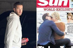 Calvin Harris, Taylor Swift, Tom Hiddleston