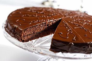Czekoladowy tort a la Sacher