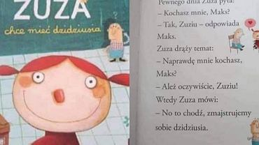 Kontrowersyjna książeczka dla dzieci