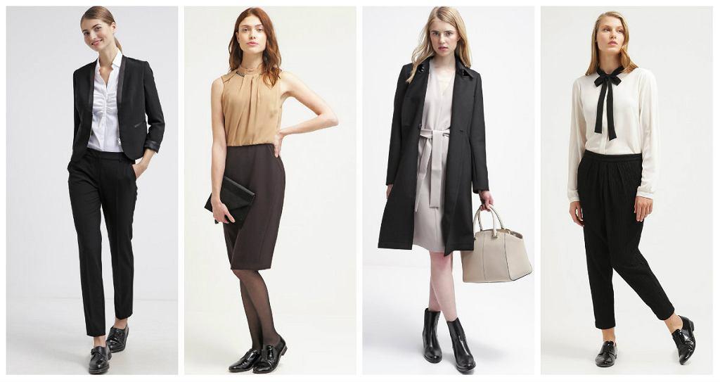 Jesienne wyzwania dress code - propozycje stylizacji