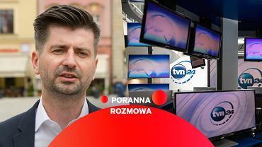 Krzysztof Śmiszek w Gazeta.pl