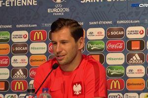 Euro 2016. Polska - Szwajcaria. Krychowiak: Jestem w 100 procentach skupiony na Euro