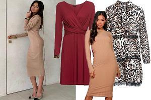 ciepłe sukienki