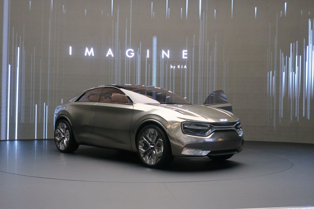 Kia Imagine by Kia