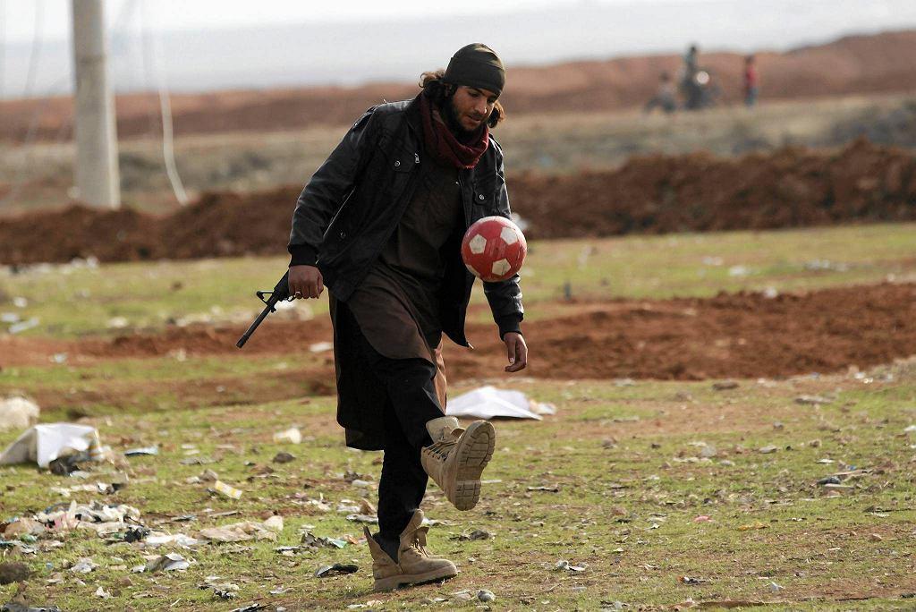 Piłka nożna w Aleppo