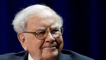 Warren Buffett ma wg Bloomberga około 27 proc. udziałów w Kraft Heinz