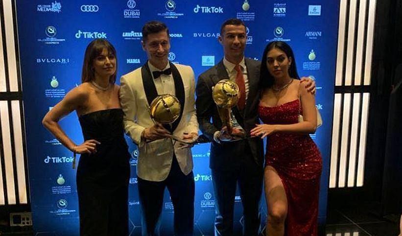 Lewandowski Ronaldo