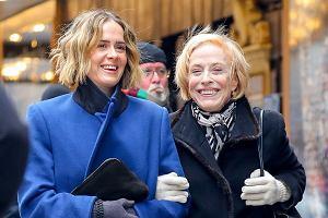 Sarah Paulson i Holland Taylor