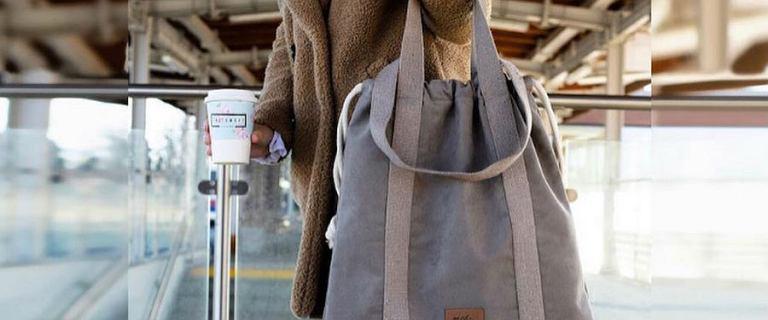 """Torebki """"worki"""" krakowskiej marki Me&BAGS. Ręcznie tworzone modele w miejskim stylu"""